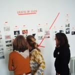 Workshop Kunstpädagogik Grafik im Raum