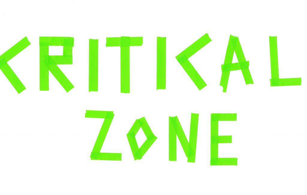 CFP » critical zone «